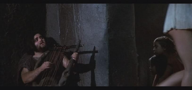 Richard Simmons in Fellini Satyricon
