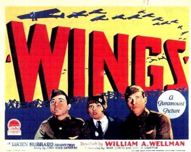 Wings (1927) Poster