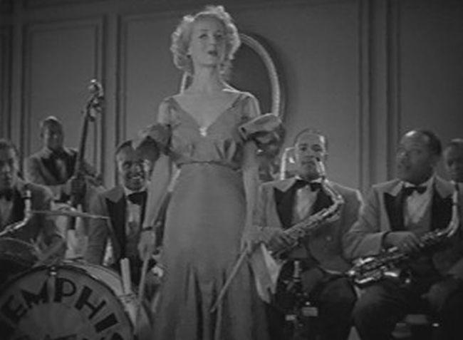 Bette Davis in Cabin in the Cotton