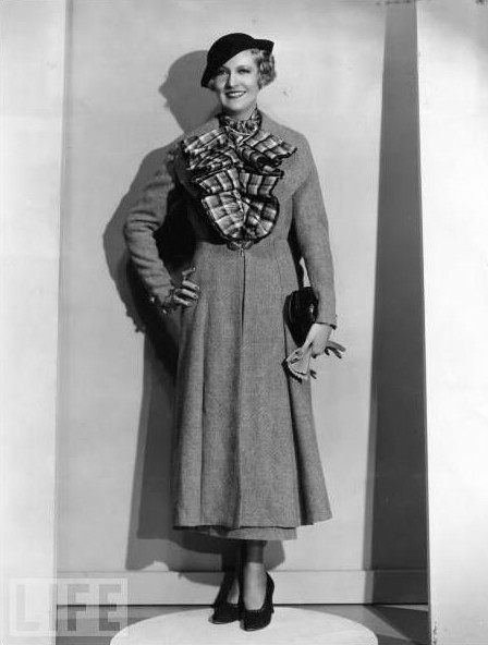 verree teasdale in fashions of 1934