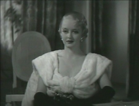 bette davis in fashions of 1934