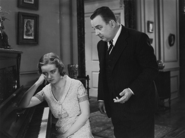 bette davis and bert roach in the bad sister