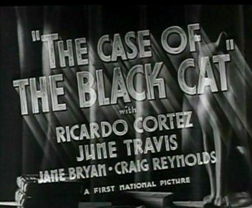 Perry Mason - The Case of the Black Cat