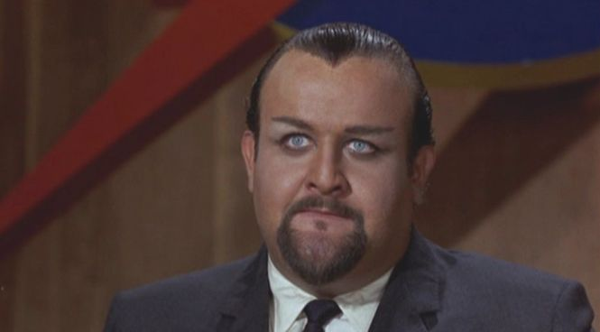 victor buono in the silencers 1966