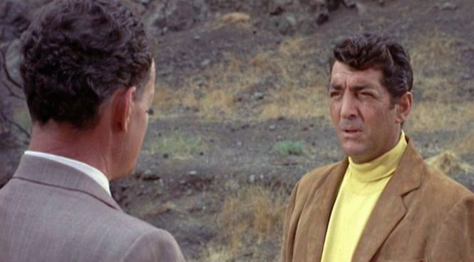 dean martin in the silencers 1966