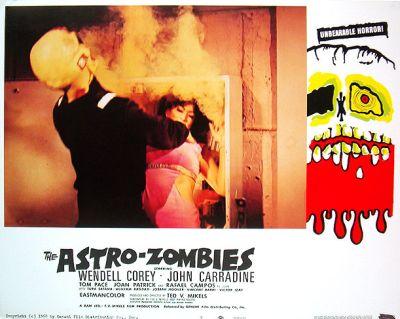 astro zombie lobby card