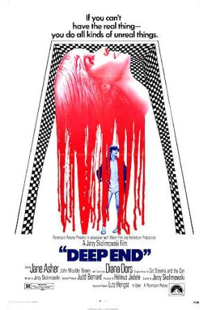 deep end poster