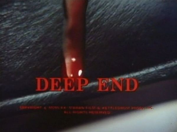 deep end title screen