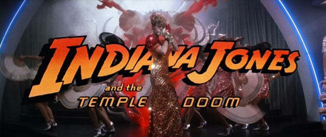 temple of doom title screen