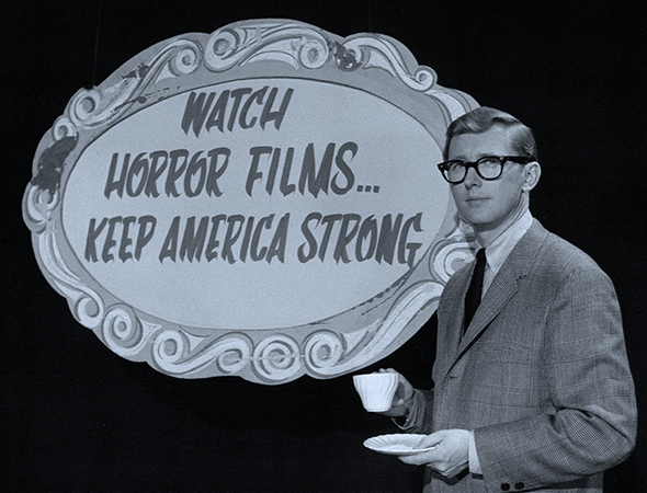 Horror Hosts #1: Bob Wilkins