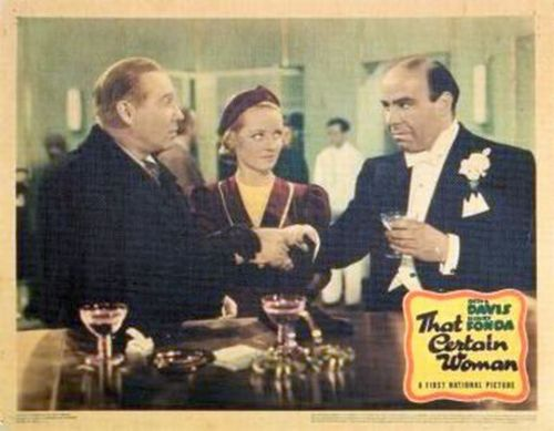 lobby card for that certain woman