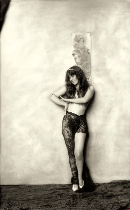 Ann Pennington for Ziegfeld Follies