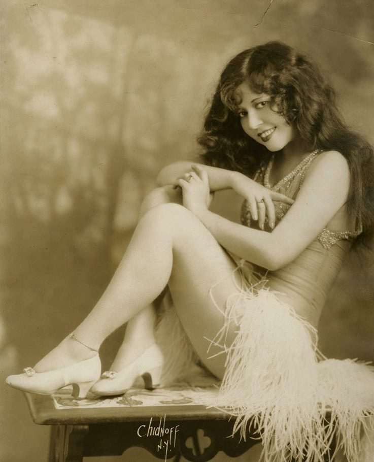 Ann Pennington promotional photo circa 1928