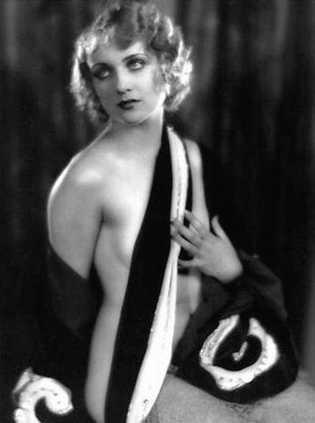 Carole Lombard by W.E. Thomas, 1929