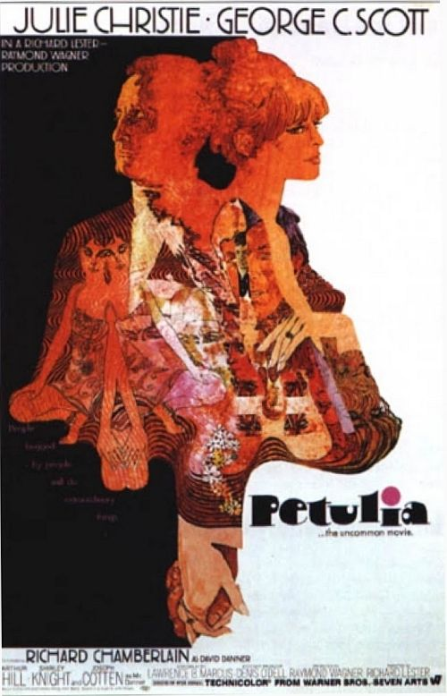 petulia poster 1966
