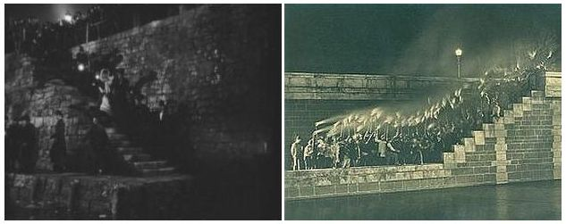 The Lodger (1944) and Phantom of the Opera (1927)