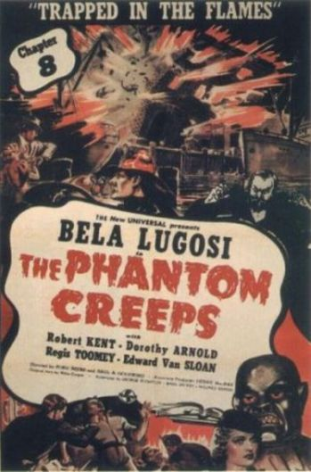 The Phantom Creeps #8: Hey, Bob!