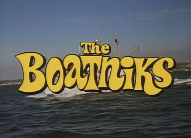 The Boatniks title screen