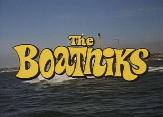 My First Movie Blogathon: The Boatniks (1970)