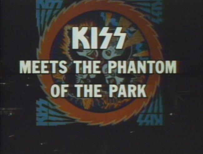 Camp & Cult Blogathon: KISS Meets the Phantom of the Park (1978)