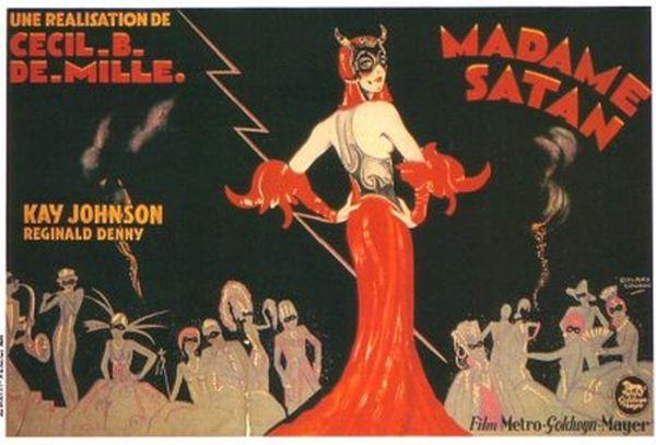 Camp & Cult Blogathon: Madam Satan (1930)