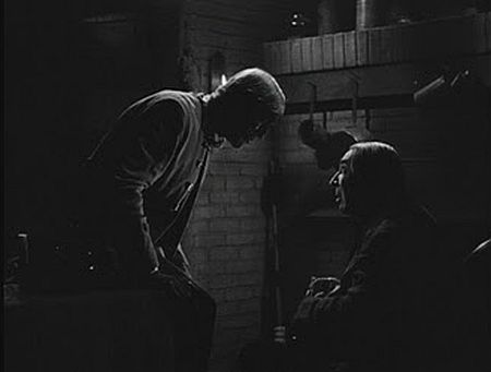 karloff and lugosi in the body snatcher - courtesy from midnight, with love