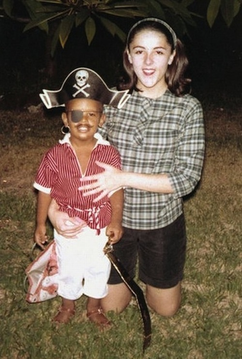 Barack Obama and Ann Dunham, Circa 1965