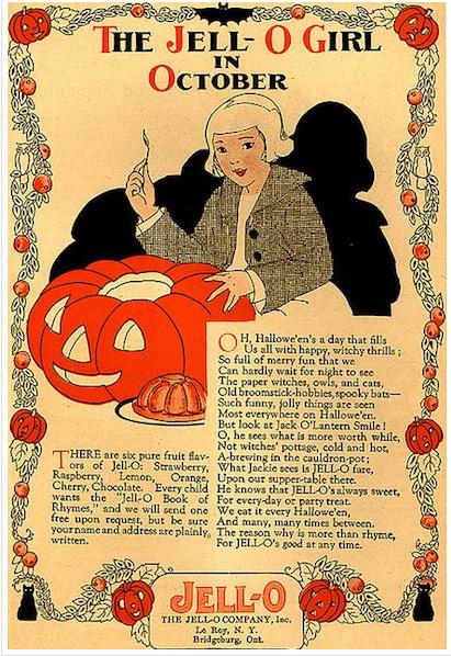Halloween Jell-O