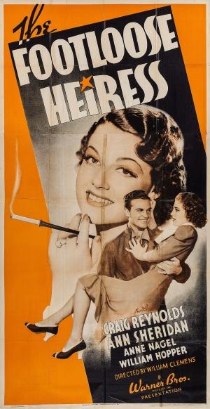 Footloose Heiress poster