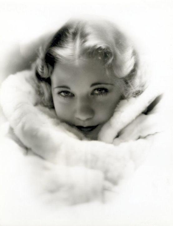 Una Merkel by George Hurrell
