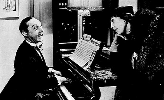 Franklin Pangborn and Edna May Oliver in Only Yesterday