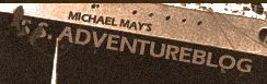 Michael May's Adventureblog