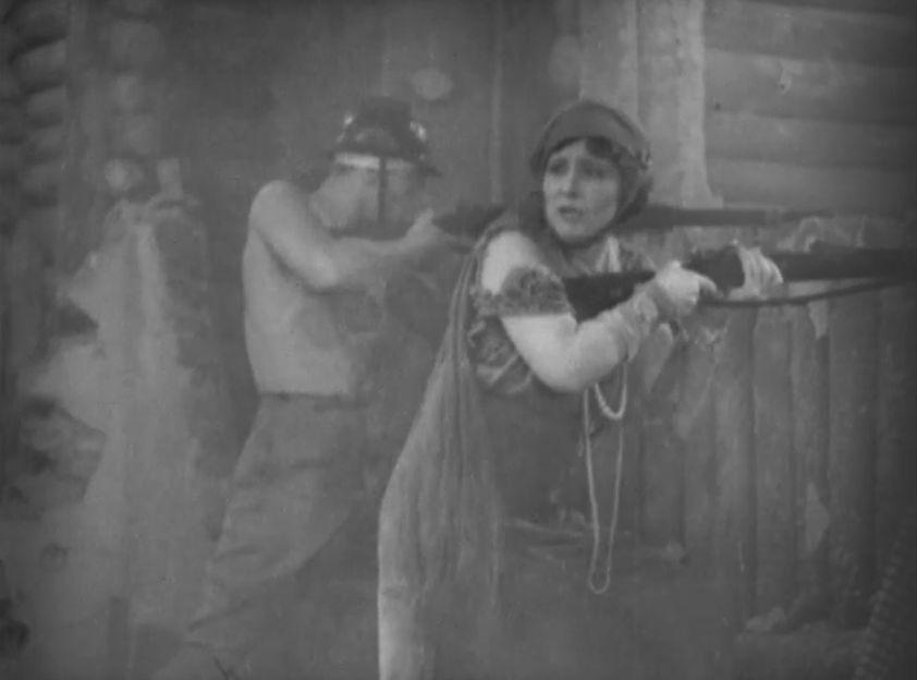 Margaret Dumont in Duck Soup