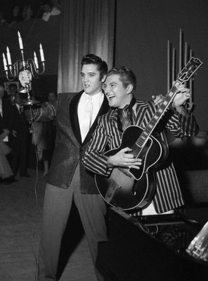 Sincerely Yours 1955 - Elvia and Liberace