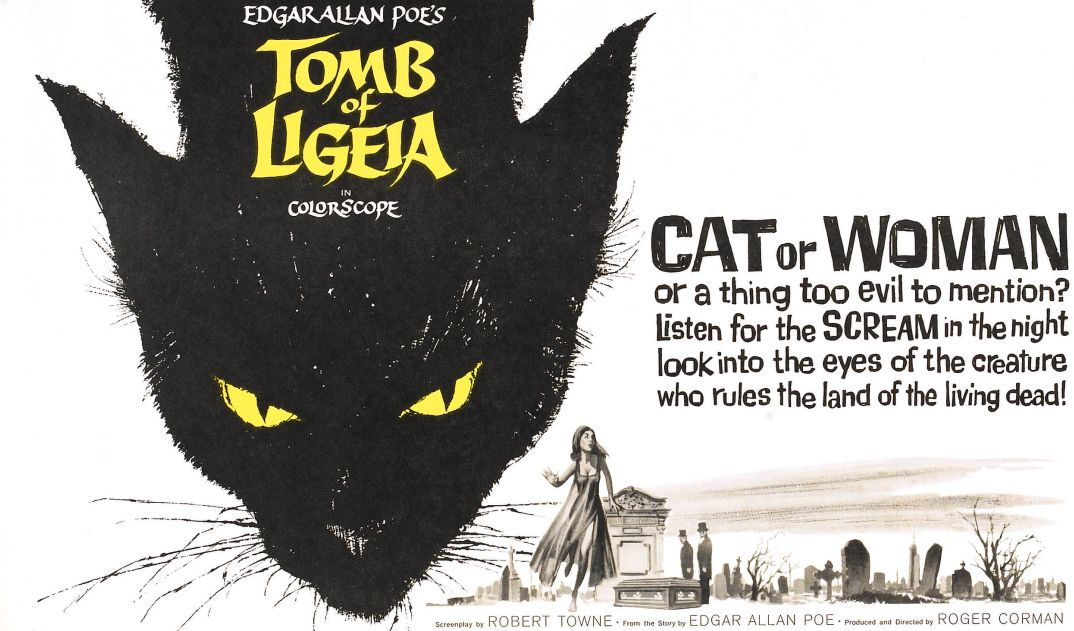 The Vincent Price Blogathon: The Tomb of Ligeia (1964)