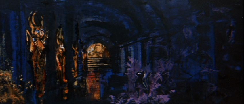 The Tomb of Ligeia title art