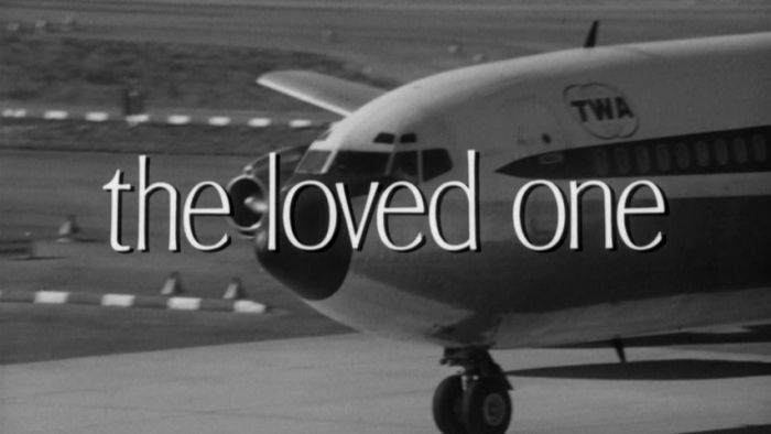 The Loved One title screen