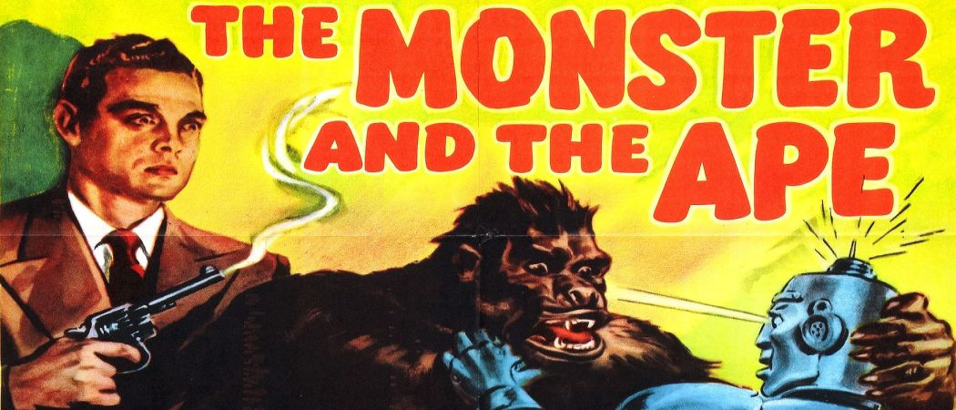 The Monster and the Ape #14: Monkey is Not Made for Defeat