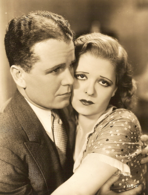 Regis Toomey and Clara Bow in Kick-In