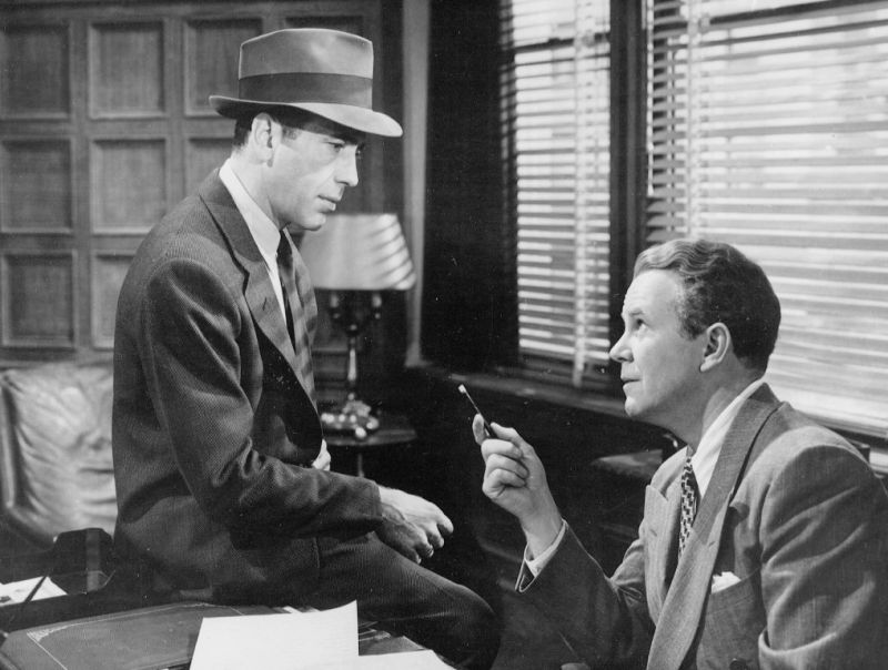 Regis Toomey in The Big Sleep