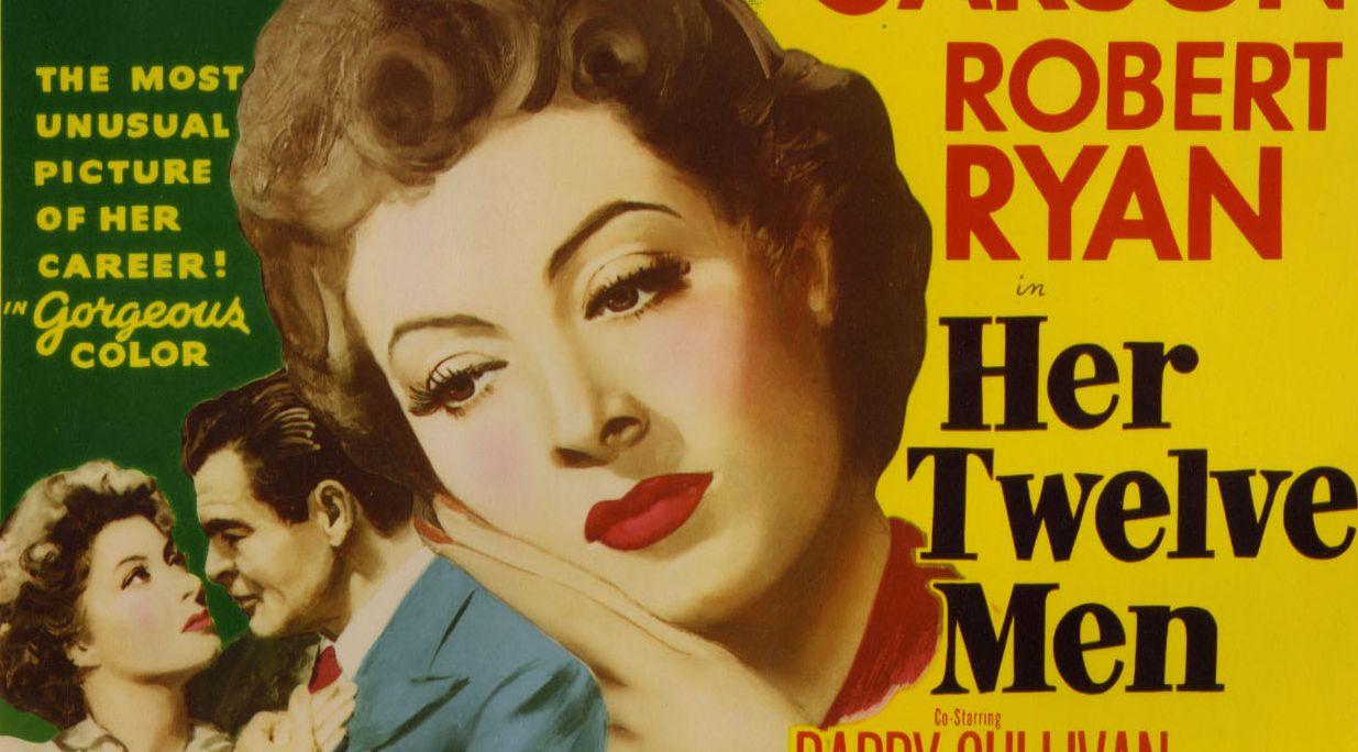 The Last Films Blogathon: Douglas Shearer and Her Twelve Men (1954)