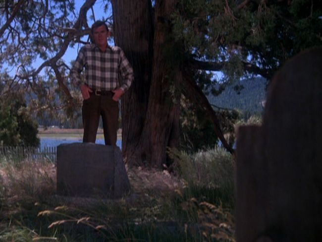 andy griffith in the girl in the empty grave