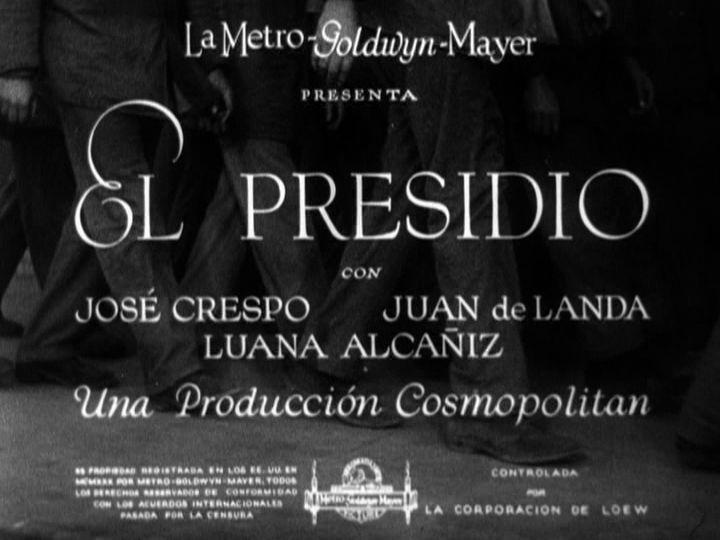 The Big House - El Presidio, Spanish Version