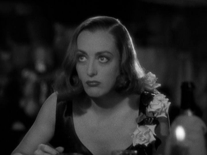 Joan Crawford in The Bride Wore Red