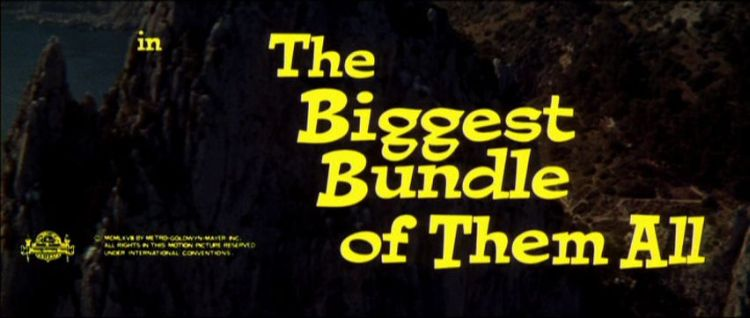 The Biggest Bundle of Them All title screen