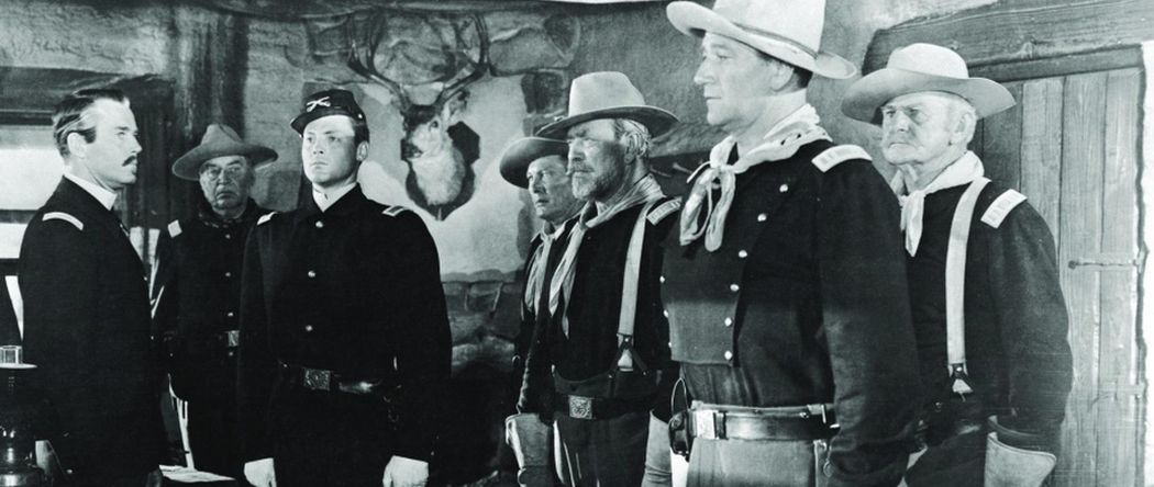 The John Ford Blogathon: Fort Apache (1948)