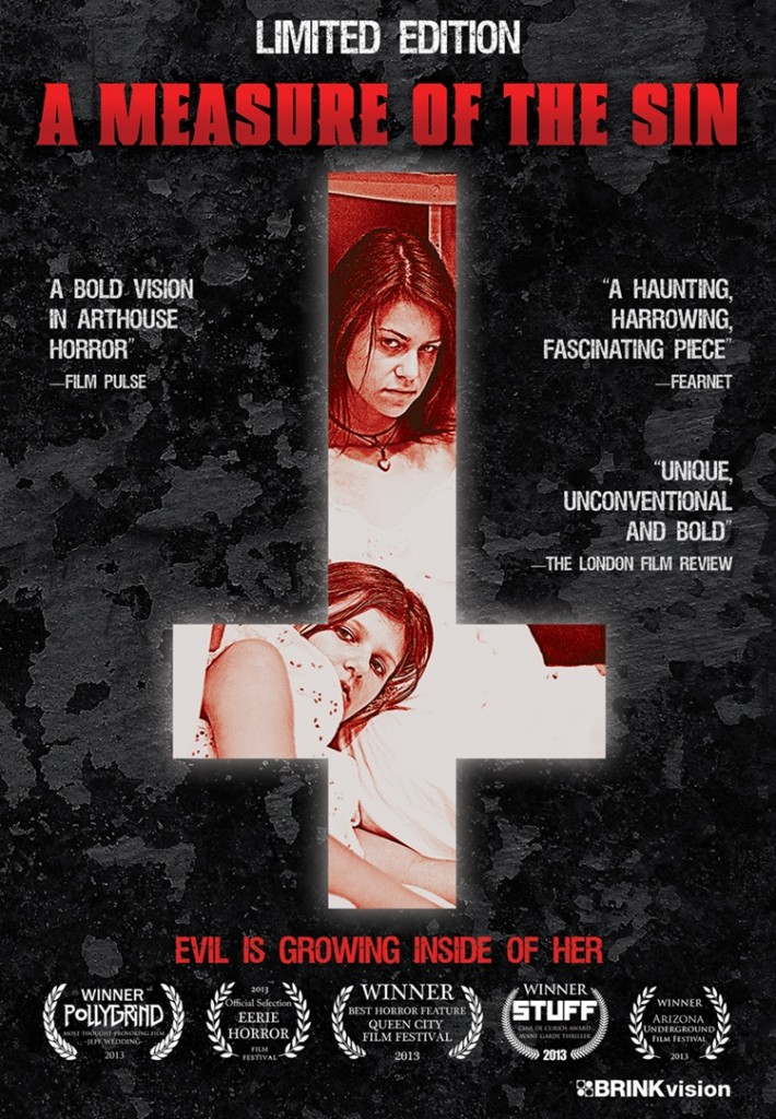 a measure of the sin poster