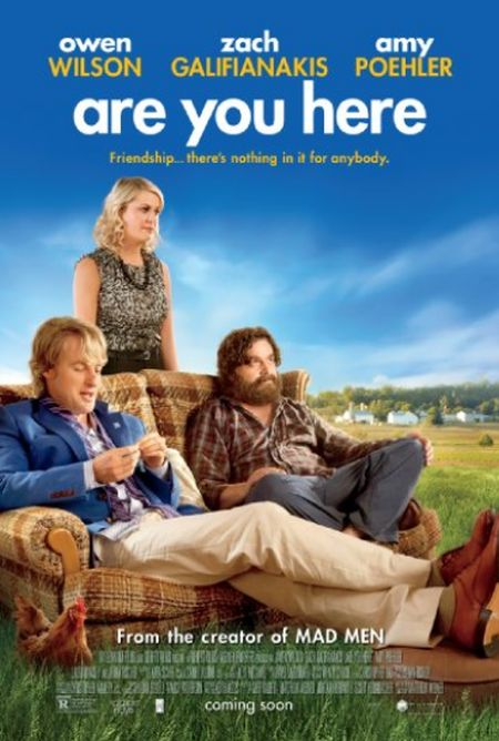 Poster for Are You Here (2013)