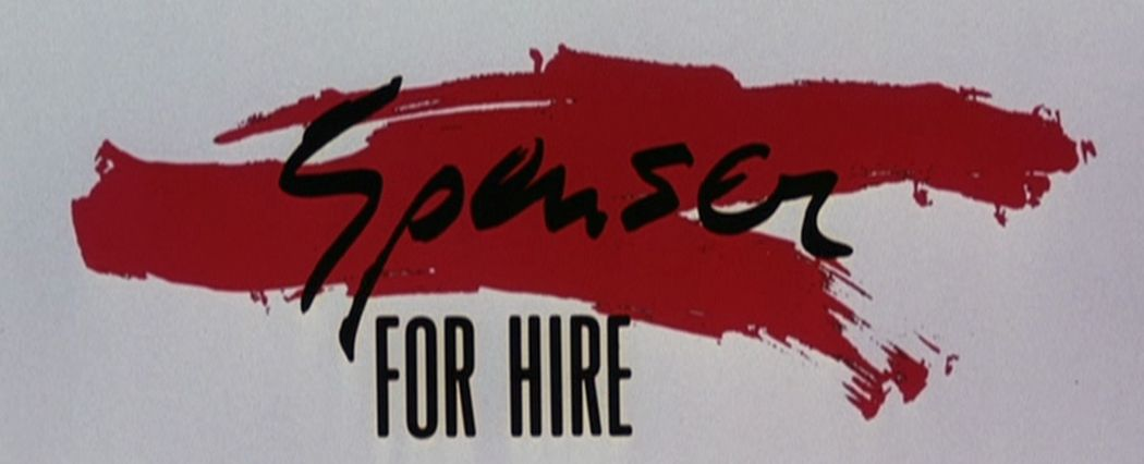 Spenser: For Hire: Season One Now on DVD from Warner Archive