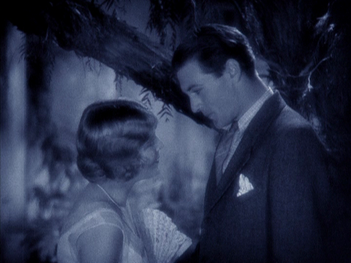 Vilma Banky and Gary Cooper in The Winning of Barbara Worth
